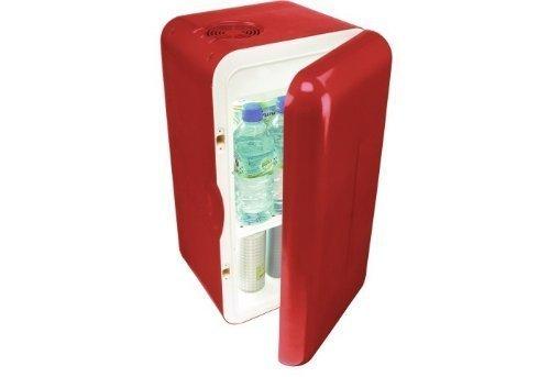 Mini Kühlschrank Im Test : Waeco mini kühlschrank f 16 ac rot test