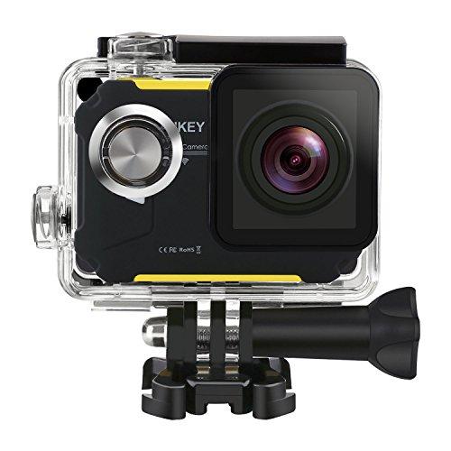 AUKEY AC-WC1 wasserdichte Wifi Action Kamera Test
