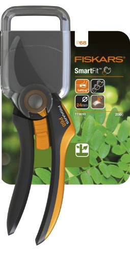 fiskars smartfit bypass gartenschere 111610 test. Black Bedroom Furniture Sets. Home Design Ideas