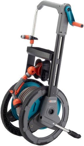 gardena 870901 easyroll schlauchwagen test. Black Bedroom Furniture Sets. Home Design Ideas