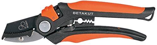 betakut 8808 gartenschere orange schwarz test. Black Bedroom Furniture Sets. Home Design Ideas