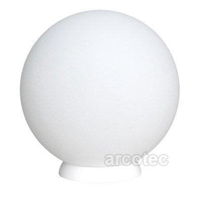 kabellose led kugellampe schwimmleuchte 30cm ball test. Black Bedroom Furniture Sets. Home Design Ideas