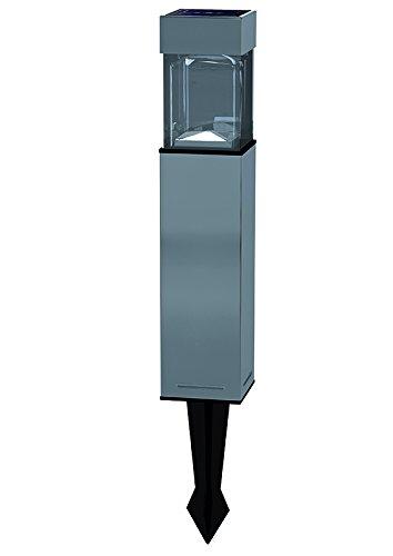 duracell solar led au enleuchte glas wei gl004nt6du test. Black Bedroom Furniture Sets. Home Design Ideas