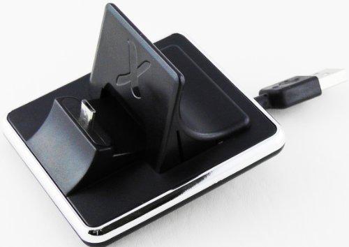 compact x docking ladestation f r smartphone tablet test. Black Bedroom Furniture Sets. Home Design Ideas