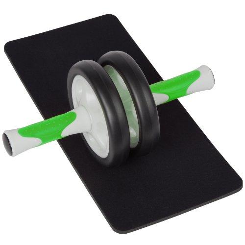 bauchtrainer ab roller von ultrasport test. Black Bedroom Furniture Sets. Home Design Ideas