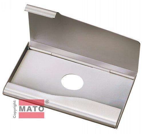 Gartenmobel Hoffner Munchen : Mato Visitenkarten Etui Visitenkartenetui Box Aluminium Bild 1