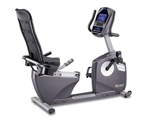 fitnessbike xbr25 heimtrainer von spirit fitness test. Black Bedroom Furniture Sets. Home Design Ideas