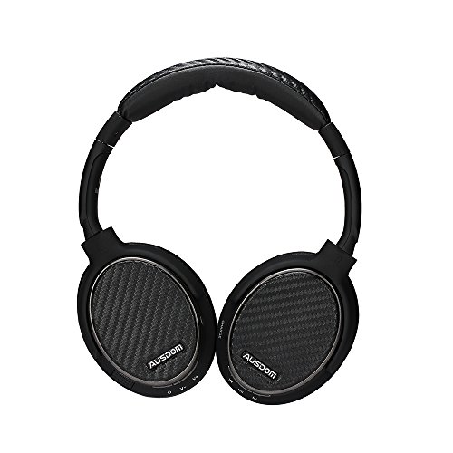 ausdom headset stereo kopfh rer mit bluetooth 4 0 test. Black Bedroom Furniture Sets. Home Design Ideas
