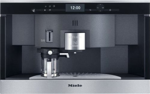 miele cva 6431 einbau kaffeevollautomat test. Black Bedroom Furniture Sets. Home Design Ideas