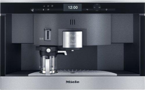 miele cva 6431 einbau kaffeevollautomat test. Black Bedroom Furniture Sets. Home Design Ideas