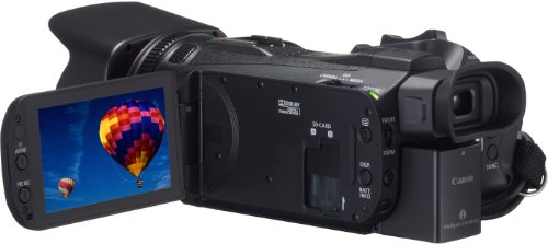 canon legria hf g30 hd camcorder profi filmkamera test. Black Bedroom Furniture Sets. Home Design Ideas