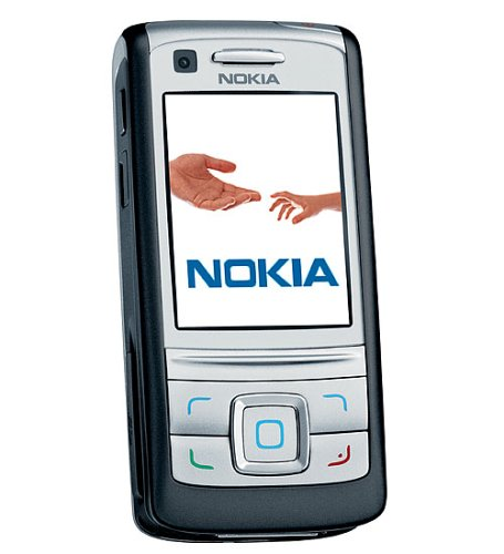 nokia 6280 slider handy carbon black test. Black Bedroom Furniture Sets. Home Design Ideas