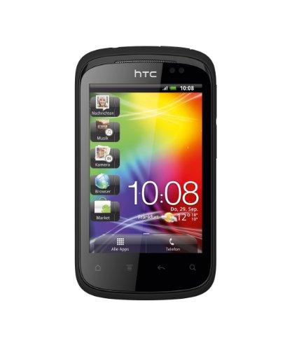 HTC Explorer Smartphone schwarz Test