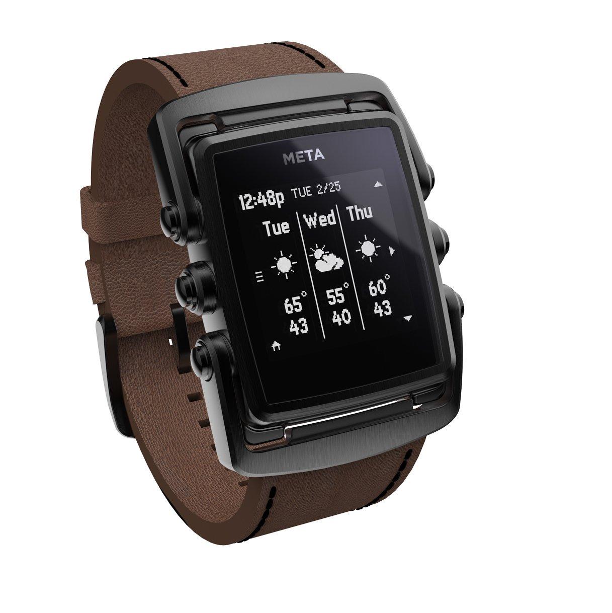 meta m1 limited edition smartwatch test. Black Bedroom Furniture Sets. Home Design Ideas