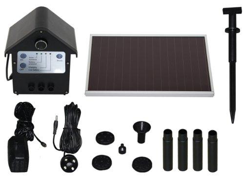 t i p 30332 solar teichpumpe sps 250 6 test. Black Bedroom Furniture Sets. Home Design Ideas