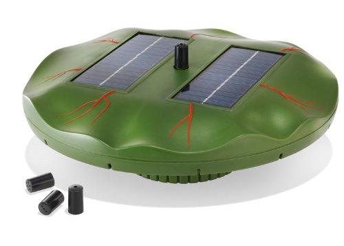 esotec 101770 solar teichpumpe test. Black Bedroom Furniture Sets. Home Design Ideas