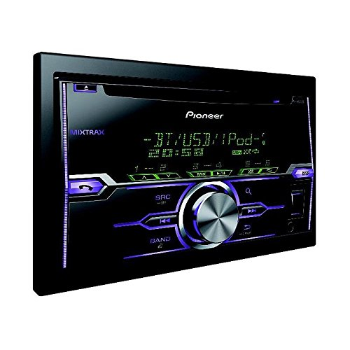 pioneer fh x720bt cd tuner autoradio bluetooth schwarz test. Black Bedroom Furniture Sets. Home Design Ideas