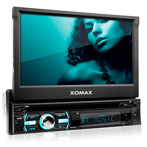 xomax xm dtsb925 autoradio 7 zoll hd touchscreen test. Black Bedroom Furniture Sets. Home Design Ideas
