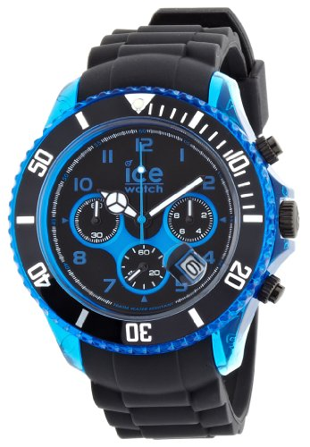 ice watch herren analog armbanduhr ice chrono big test. Black Bedroom Furniture Sets. Home Design Ideas