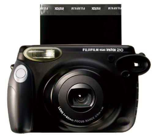Fujifilm sofortbildkamera instax 210 schwarz test - Beste polaroid kamera ...