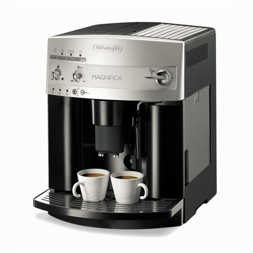 delonghi kaffeevollautomat magnifica ii esam 3100 sb test. Black Bedroom Furniture Sets. Home Design Ideas