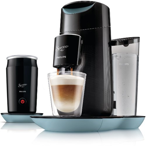 philips senseo hd7874 60 twist milk kaffeepadmaschine test. Black Bedroom Furniture Sets. Home Design Ideas