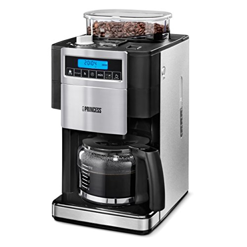 Princess Coffee Maker DeLuxe Kombi-Kaffeemaschine Test
