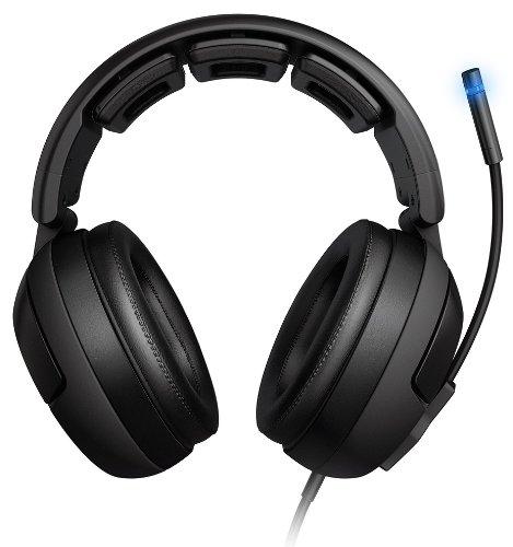 roccat kave solid 5 1 gaming headset test. Black Bedroom Furniture Sets. Home Design Ideas