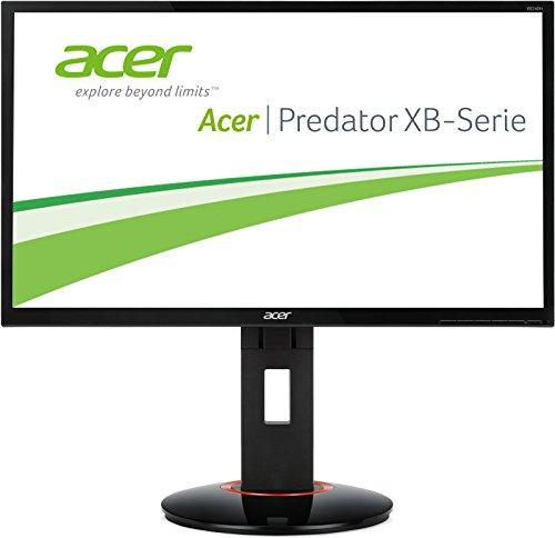 acer predator xb240hbmjdpr 61 cm 24 zoll monitor test. Black Bedroom Furniture Sets. Home Design Ideas
