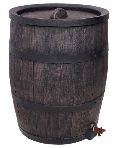 ondis wasserfass regentonne regenwasserfass 120 liter test. Black Bedroom Furniture Sets. Home Design Ideas