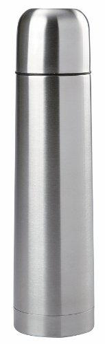 edelstahl isolierflasche thermoskanne 1 liter von mack test. Black Bedroom Furniture Sets. Home Design Ideas