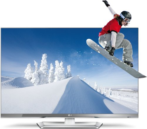 lg 32lm669s 81 cm 32 zoll 3d fernseher silber wei test. Black Bedroom Furniture Sets. Home Design Ideas