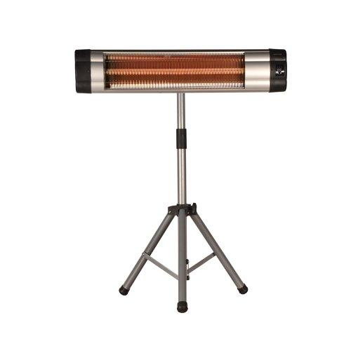 2500 watt infrarot heizstrahler standheizer test. Black Bedroom Furniture Sets. Home Design Ideas