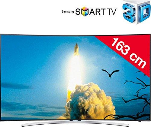 tv ger t led lcd 165 cm 65 curved tv test. Black Bedroom Furniture Sets. Home Design Ideas