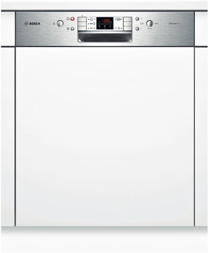 bosch smi53l15eu teilintegrierbarer geschirrsp ler test. Black Bedroom Furniture Sets. Home Design Ideas