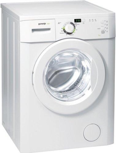 gorenje wa7439 waschmaschine frontlader 7 kg silent test. Black Bedroom Furniture Sets. Home Design Ideas