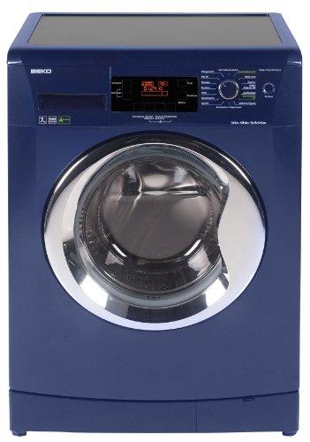 beko wmb 71443 pte blue waschmaschine frontlader 7 kg test. Black Bedroom Furniture Sets. Home Design Ideas
