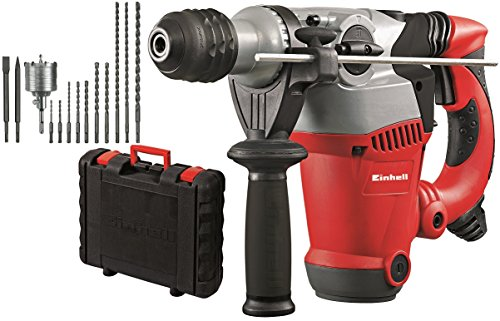 einhell rt rh 32 kit bohrhammer set w test. Black Bedroom Furniture Sets. Home Design Ideas
