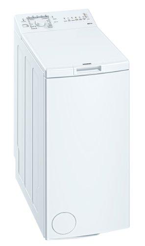 siemens wp10r155 waschmaschine toplader 6 kg test. Black Bedroom Furniture Sets. Home Design Ideas