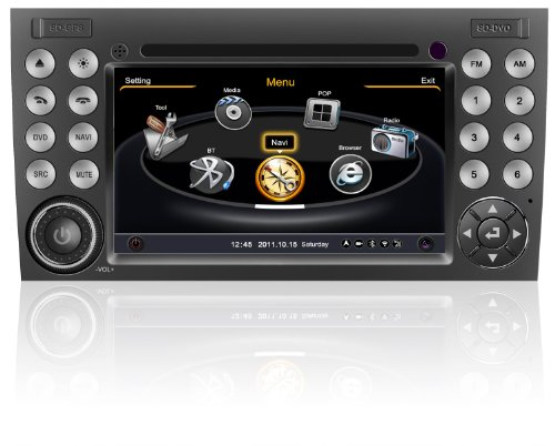 rupse multimedia auto gps navigation autoradio mit. Black Bedroom Furniture Sets. Home Design Ideas