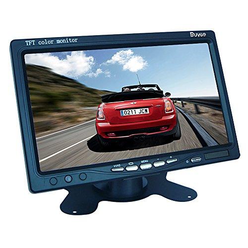 buyee 7 zoll mini lcd monitor pal ntsc r ckfahrkamera test. Black Bedroom Furniture Sets. Home Design Ideas