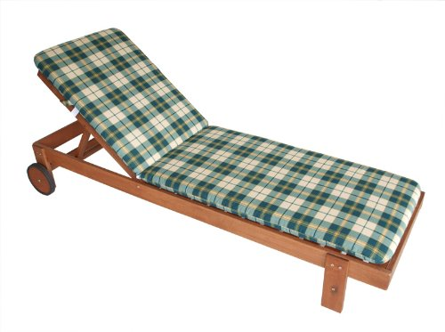 auflage f r gartenliege boston test. Black Bedroom Furniture Sets. Home Design Ideas