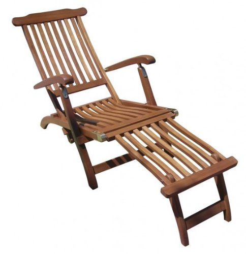 garden pleasure deckchair halong test. Black Bedroom Furniture Sets. Home Design Ideas