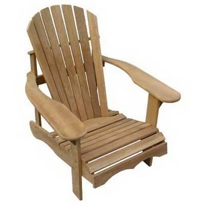 bausatz adirondack chair addi kit 1s test. Black Bedroom Furniture Sets. Home Design Ideas