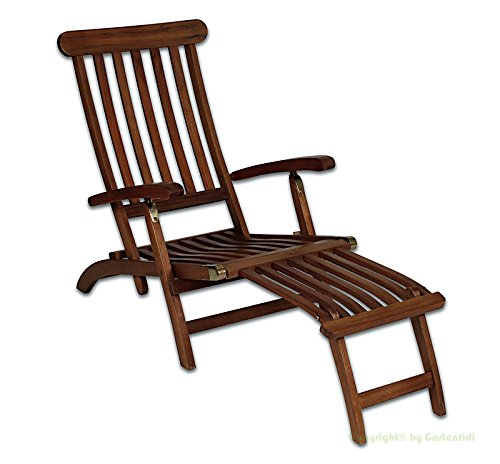 deckchair indaka akazienholz test. Black Bedroom Furniture Sets. Home Design Ideas