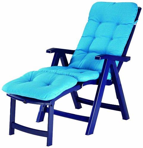 deckchair florida blau test. Black Bedroom Furniture Sets. Home Design Ideas