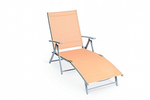 merxx deckchair aus aluminium test. Black Bedroom Furniture Sets. Home Design Ideas