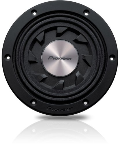 pioneer ts sw841d flacher auto subwoofer test. Black Bedroom Furniture Sets. Home Design Ideas