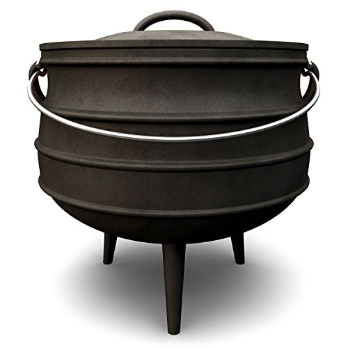 bbq bull potjie gusseisen kochtopf dutch oven test. Black Bedroom Furniture Sets. Home Design Ideas