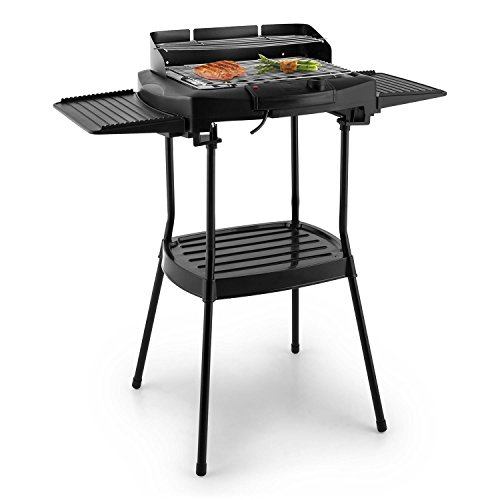oneconcept dr beef ii elektro tisch standgril 2000w test. Black Bedroom Furniture Sets. Home Design Ideas
